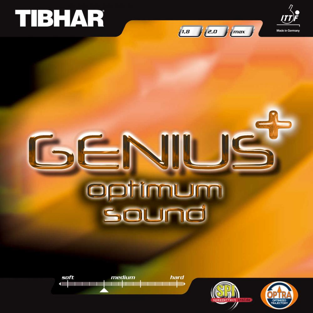 TIBHAR GENIUS OPTIMUM+SOUND